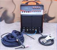 AC380V Digital WSME-315 TIG315P ACDC pulso Tig máquina de soldadura de aluminio