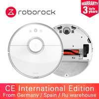 Roborock S50 S51 Xiaomi mi aspiradora Robot 2 para casa automática barrer polvo esterilizar APP planeado lavado limpieza