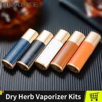 Hierba seca de Yetr amos sin vaina cartucho con 2900 mAh batería de la batería LED Dsiplay ajuste giratoria vainas cartucho vaporizador E- los cigarrillos