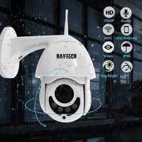 DAYTECH cámara IP 1080 P de vigilancia WiFi Cámara del CCTV Monitor de red registro interior impermeable al aire libre/de dos vías de Audio Pan inclinación