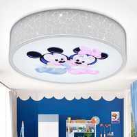Nuevas lámparas de techo para habitación de niños, luminaria de techo moderna led para el hogar