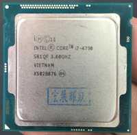 Procesador Intel Core I7 4790 I7-4790 CPU LGA 1150 Quad-Core cpu 100% funciona correctamente escritorio procesador