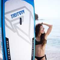 Tabla de surf inflable TRITON 340 de 2019x81x15cm, tabla de paddle, tabla de surf para deportes acuáticos, tabla de surf ISUP