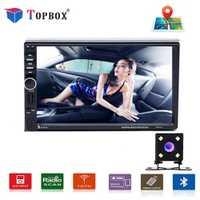 Topbox Radio de coche HD 7