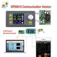 RD DPS5015 comunicación constante corriente de voltaje de DC módulo de fuente de alimentación de voltaje buck convertidor LCD voltímetro 50 V 15A
