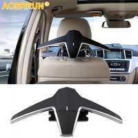 Multi-función de lujo asiento trasero plegable colgador accesorios de coche para Peugeot 3008 4008 5008 2012 2013 2015 2014