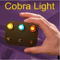Cobra luz magia trucos magia Switchboard para mago escenario utilería ilusión Gimmick mentalismo comedia