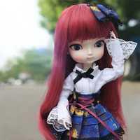 35 cm 1/6 Bjd Sd Bbgirl juguetes de la muñeca de alta calidad las articulaciones muñecas Diy muñecas juguetes regalos de cumpleaños para niño los niños