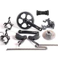 SRAM RIVAL 1 y APEX 1 11 s 1x11 s bicicleta de carretera grupo 44 T 170mm 11 -32 T 11-42 T RIVAL de freno de palanca de APEX 1 cambio