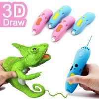 3D chico s dibujo juguetes para niños niñas/niños juguetes educativos chico artes y manualidades para chico s Juguetes educativos bien motor Juguetes