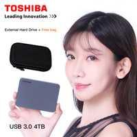 Toshiba Canvio bases 4 to hd externe Portable disque dur externe USB 3.0 noir pour windows Mac OS disco duro externe 4000 go