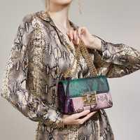 Más ZOOLER bolso de cuero genuino para las mujeres 2018 de lujo bolsos de las mujeres bolsos de diseñador bolsos de hombro clásico bolsa femenina #1911