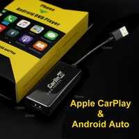 Carlinkit adaptateur USB CarPlay pour unité de tête de voiture Android Zbox2 Plug and Play pour écran tactile