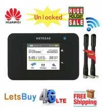Desbloqueado Netgear Aircard 790 s (AC790S) 300 Mbps Cat6 móvil 4G Hotspot Wifi Router WiFi portátil plus saltar la línea de datos