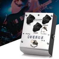 BIYANG CH-8 Tonefacier analógica de la serie coro Pedal de efectos de guitarra con Control de tono Bypass verdadero la carcasa de Metal