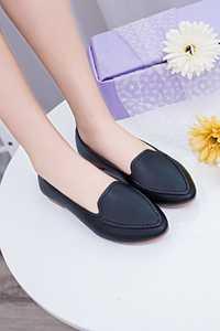 MFU22 chaussures en cuir pour femmes, belles chaussures décontractées Y1V-21