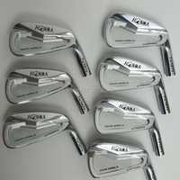 Golf hierros palos de Golf HONMA 727 V de hierro Grupo 4-10 W (7 piezas) de acero de Golf eje y Golf envío gratis