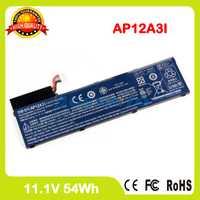 Batería del ordenador portátil AP12A3I AP12A4I para acer aspire M5-481 M5-481G M5-581TG M5-481PT M5-582PT TravelMate X483 X483G P658-M P658-MG