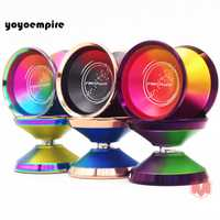 Nuevo llega YOYOEMPIRE lluvia Fly yoyo YOYO profesional anillo colorido yo-yo yoyo toy
