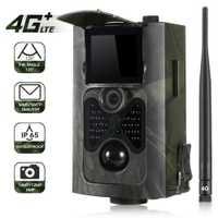 4G MMS Cámara sendero caza silvestre cámaras de vídeo impermeable 16MP 1080 versión de la noche HC-550LTE salvaje de Cam