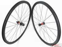 1165G Farsports FSC29T-27-25 DT240S 29er tubeless MTB ruedas de carbono con hookless llantas, 29 hookless diseño rueda de bicicleta de montaña