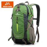 Maleroads femmes hommes sac à dos quotidien sac à dos de voyage en plein air sac à dos escalade Camp randonnée sac à dos sac à dos sac à dos 40L ordinateur portable Mochila