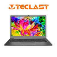 13,3 pulgadas 1920x1080 Teclast F6 Laptops Intel APOLLO LAKE N3450 Quad Core Windows 10 cuaderno 6GB RAM 128 GB HDMI
