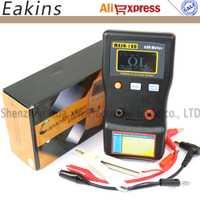 Envío Gratis MESR-100 de actualización AutoRanging ESR condensador/bajo Ohm en el medidor de condensador de circuito de hasta 0,01 a 100R