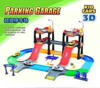 En stock miniatura estacionamiento juguete Tomica estacionamiento pista ferrocarril niño juguete para Niños novedad Regalo de Cumpleaños speelgoed niños Juguetes
