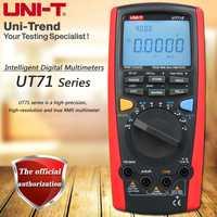 UNI-T UT71A UT71B UT71C UT71D UT71E verdadero RMS inteligente multímetro Digital/USB bluetooth/protección de sobrecarga Gama Completa/luz de fondo