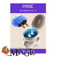 Sonda/primer truco de magia/etapa mentalismo truco mágico/mayorista
