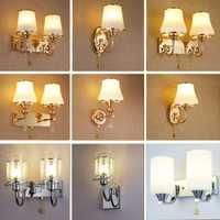 HGhomeart iluminación interior lámparas de lectura pared Led lámpara de pared dormitorio iluminación de pared lámpara de cabecera contemporánea Luminarias