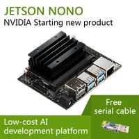 Kit de desarrollo NVIDIA Jetson Nano compatible con la plataforma AI de NVIDIA para entrenar e instalar software AI