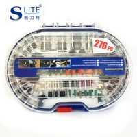 Slite 276 molienda directa Eléctrica establece Jade pulido y corte accesorios Dremel herramientas