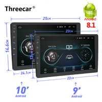 Nuevo 2 Din Android Car Radio GPS navegación 9