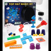 Atrezzo magia para niños adultos magia de mago etapa juego trucos de magia etapa ilusiones mágicas caja de misterio