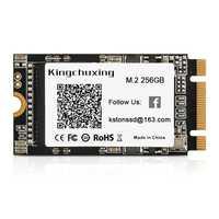 Kingchuxing SSD M2 NGFF 256GB 500 gb 1 tb SSD 500 gb M.2 interfaz SATA Disco Duro M.2 SSD para PC portátil Original nuevo