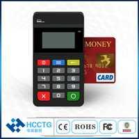 Système de paiement automatique par carte Mpos de Point de vente Mobile avec lecteur NFC HTY711