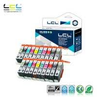 LCL PGI-72 PGI72 (20-Pack 2PBK 2MBK 2C 2 M 2Y 2 Unid 2 2R 2GY 2CO) cartucho de tinta Compatible para Canon PIXMA Pro-10