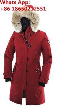 Canadá mujeres Trillium Chaleco de invierno chaqueta parka abrigo 02