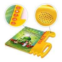 Niños inglés y árabe E-Book chico Quran máquina de lectura electrónica juguetes educativos regalo para niños