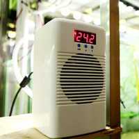 Enfriador de agua de acuario de 100 W 110-240 v y acondicionador de temperatura más frío para camarones de arrecife de Coral de pecera tanque debajo 30L