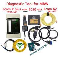 12,2018 V WiFi ICOM A2 software en HDD para BMW icom a2 B C de diagnóstico y programador herramienta ICOME P software de ICOM A2 envío gratis