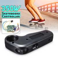 Monopatín eléctrico monopatín Mini Motor Control Remoto ESC sustituto para patineta eléctrica Longboard