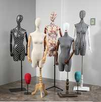 Nuevo diseño Dressmaker maniquí tela femenina de fibra de vidrio modelo en promoción oferta