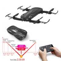 Syma Z1 RC mini Drone con cámara HD altitud Selfie Drone siga me modo WiFi FPV helicóptero RC Drones VS H62 E58 Syma x5c
