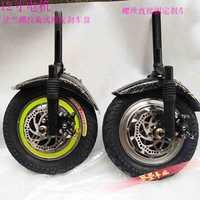 36/48 V 350 W motor eléctrico de cubo Ciclo de mano plegable silla de ruedas archivo adjunto mano ciclo bici de silla de ruedas de conversión kits