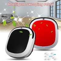 Inteligente automática Robot aspiradora recargable Premium Auto Robot de limpieza de barrido Robot casa alfombra hogar