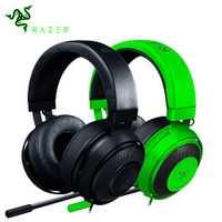 Razer Kraken Pro V2 auricular para juegos con micrófono de Oval oreja cojines analógico de 3,5mm de auriculares para PC para Xbox One para jugar la Estación 4