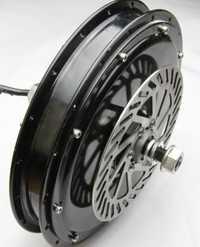 Motor de radios de Bicicleta electrónica de alta calidad 48 voltios 1000 W Motor de cubo de CC sin escobillas para rueda trasera E-bike/bicicleta eléctrica